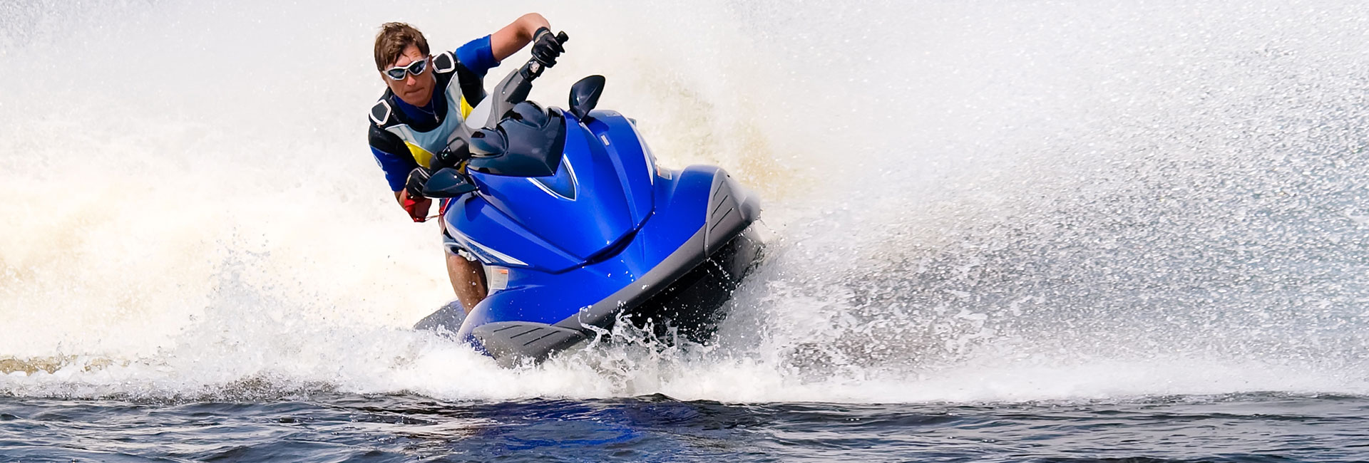 VARTA® batteries are the smart choice for riders of PWC Personal Watercraft such as Jetski and Seadoo in the open water.