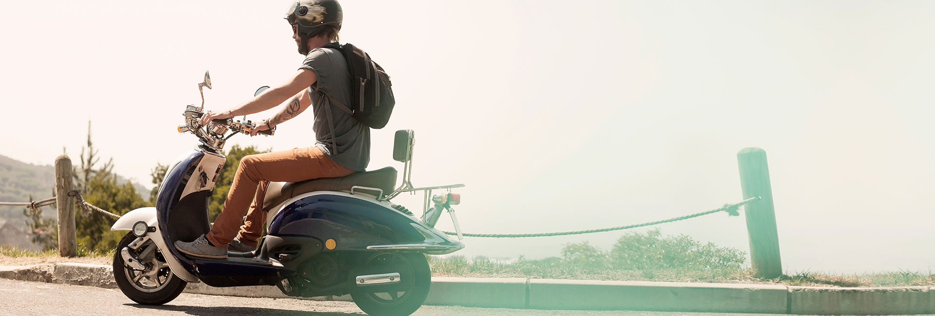 VARTA® Scooter batteries are the smart choice for today's riders.