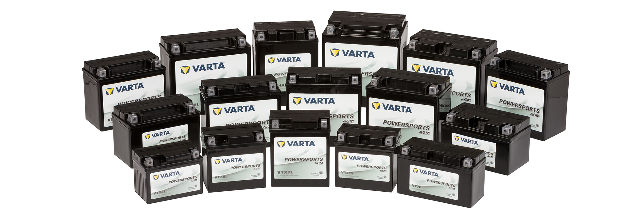 The advanced technology inside VARTA® batteries delivers great starts, longer life and exceptional power.
